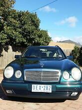 1997 Mercedes-Benz Auotmatic 7 seat  4 sylinder10 month Rego Preston Darebin Area Preview