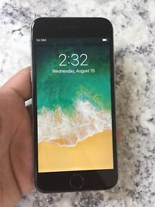 IPHONE 6S 64GB UNLOCKED 9/10 CONDITION $330 FIRM