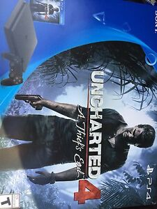 PS4 Uncharted 4 Bundle Brand New