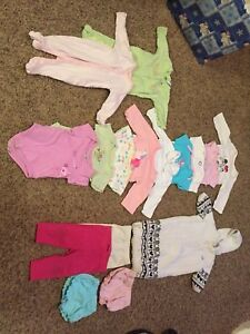 Girls clothes size 0-3