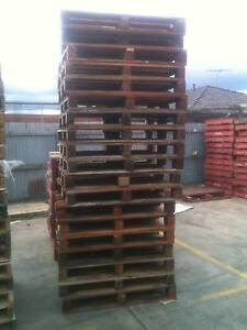 hard wood pallets Pascoe Vale Moreland Area Preview
