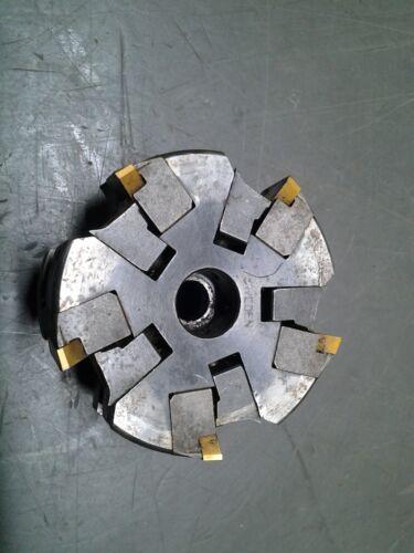 "SANDVIK 3"" Carbide Insert FACE MILL Tool RA-080 (MS-126)"