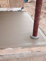 Concrete and parging services