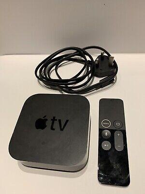 Apple TV (4th Generation) HD Media Streamer - Black