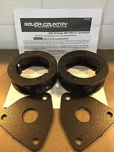 """2.5"""" Rough Country levelling kit"""