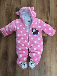 Baby winter suit 3 months