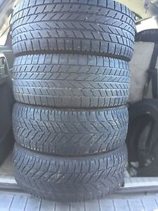 4-205/55R16 Toyo winter tires