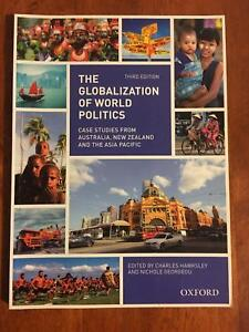 The globalization of world politics textbooks gumtree australia the globalization of world politics textbooks gumtree australia free local classifieds fandeluxe Images