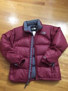 Manteau North Face médium pour fille