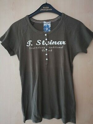 Damenshirt T-Shirt Oberteil Shirt Hemd Gr. L 38  40  Thor Stein