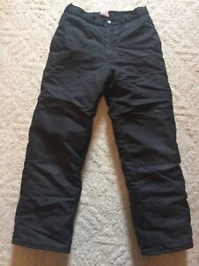 Kids snow pants - size 10-12