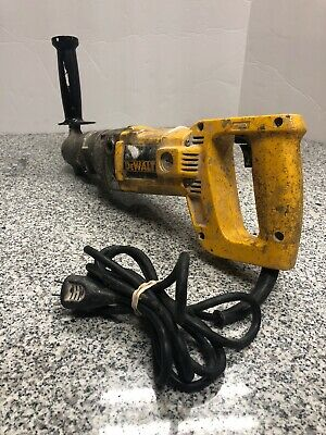 Dewalt Dw120 12 Right Angle Drill A-x