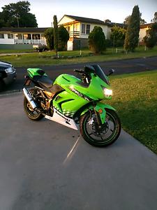 Ninja 250r Campbelltown Campbelltown Area Preview