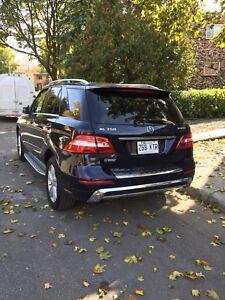 2012 Mercedes ml 350 bluetec
