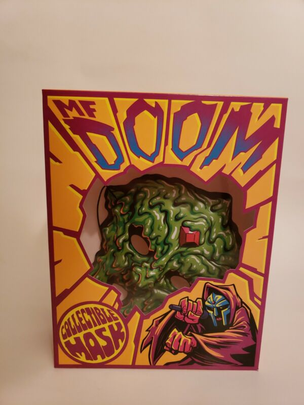 MF DOOM Mask Slime