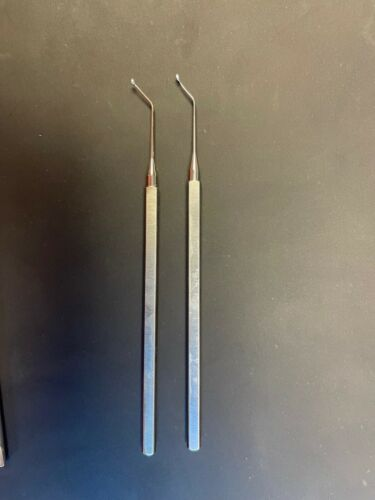 Capsule Polishing Curette  Ophthalmic Instrument