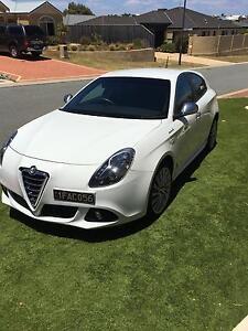 2013 Alfa Romeo Giulietta Distinctive Halls Head Mandurah Area Preview