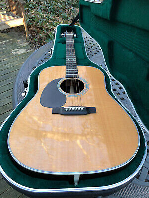 CLASSIC Martin D-28 Left-handed 2007 Acoustic 6-String Guitar