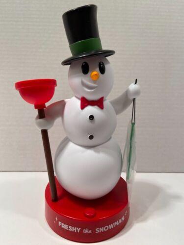 Hallmark Talking Freshly the Snowman - Jolly (Jokin