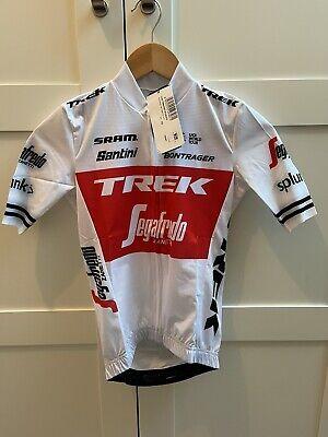 Santini Trek Segafredo Pro Team RACE Jersey