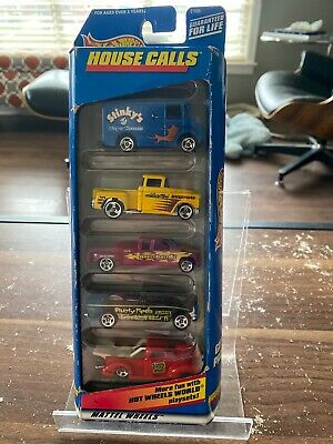 Hot Wheels House Calls 5 Pack 21080
