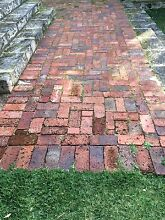 Recycled red bricks - 50c each Claremont Nedlands Area Preview