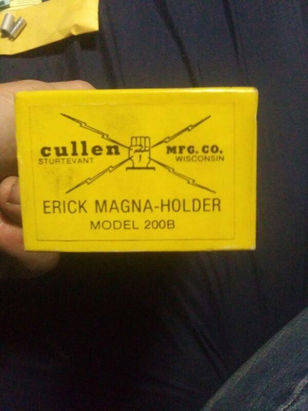 CULLEN ERICK MAGNA HOLDER,MAGNETIC INDICATOR HOLDER