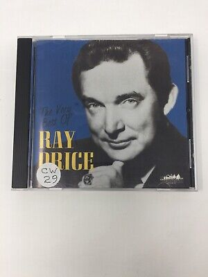 Very Best of RAY PRICE Heartland Music 1992 As Seen on TV CD For the Good (Best Tv For Best Price)
