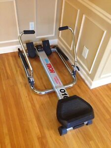 Rowing machine, with digital display, works great