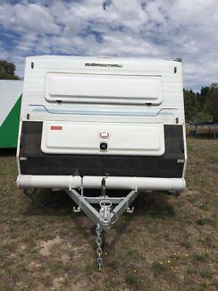 Coromal caravan
