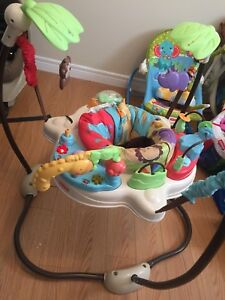 Fisher Price Zoo Bouncer / Jumper