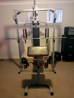 Complete Multipurpose Gym Set