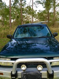 1994 Holden Frontera Logan Reserve Logan Area Preview