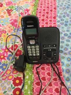 Excellent condition uniden home phone