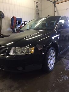 2002 Audi A4 1.8T Quattro with Ultratronic Stage 2 Kit