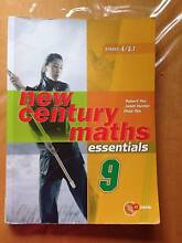 New Century Maths 9 Stages 4/5.1. 1st Edition Bexley Rockdale Area Preview