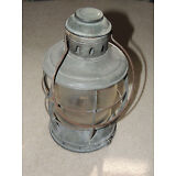 Wilcox Crittenden Antique Marine Ship Maritime Navigation Lantern Bow Light Lamp