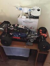 HPI BAJA and PHANTOM 2 swap for GO KART or BUGGY Valley View Salisbury Area Preview