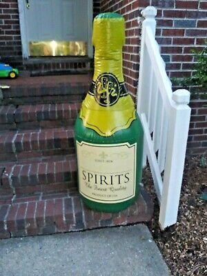 Jumbo Inflatable Spirits Champagne Bottle Decoration -54