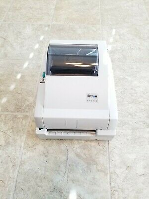 Eltron Lp 2642 Thermal Label Printer Wac Adapter Part Lp2642psa