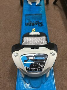 Volkl Wall Skis | Full Tilt Boots | Marker Griffon Bindings Oakville / Halton Region Toronto (GTA) image 6