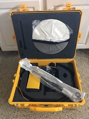 Trimble Sps855 450mhz Portable Base Station Package. All Options Enabled