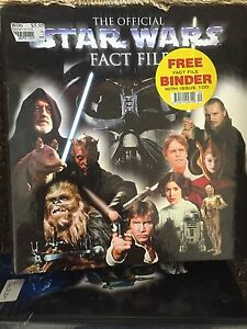 Star Wars fact files Broadbeach Waters Gold Coast City Preview
