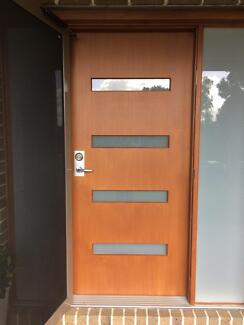 High Quality Front Entrance Door