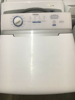 Simpson washing machine, warranty, Mazlin's Kirwan Townsville Surrounds Preview