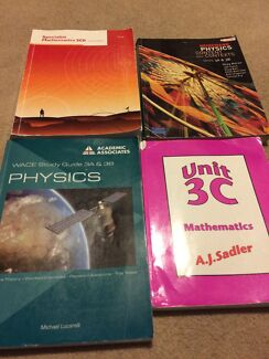 Year 12 books South Perth South Perth Area Preview
