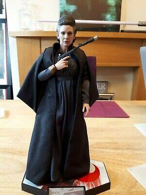 Hot Toys Star Wars The Last Jedi General Leia Organa Figure 1/6th