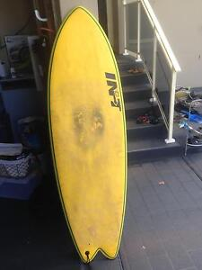 INT BAMBOO FIN FISHTAIL Shellharbour Shellharbour Area Preview