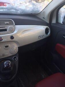 Fiat 500 2012 116kilos 2200$