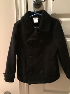 Boys Coat -Joe Fresh - size 5 - like new